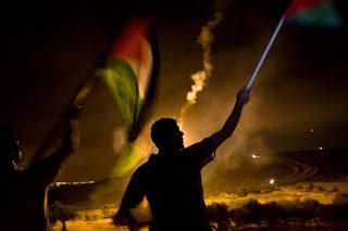 Bilin, Cisgiordania: il terrorismo dell'esercito israeliano