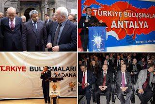 Erdogan prende l'iniziativa sulla questione curda