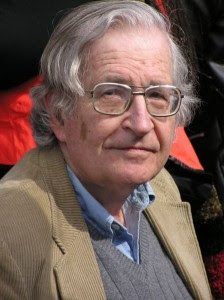 Firmare la petizione per Chomsky in Palestina