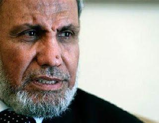 Mahmoud al-Zahar, odiato dai nazisionisti