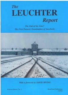 Aggiornamento della controversia Faurisson-Mattogno sul rapporto Leuchter