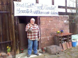 1° anniversario della liberazione di Ernst Zündel