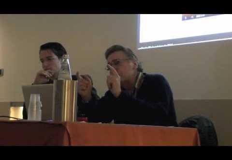 JOE FALLISI: DENUNCIA LO STATO CONTRO LA GUERRA IN LIBIA (CONFERENZA PUB…