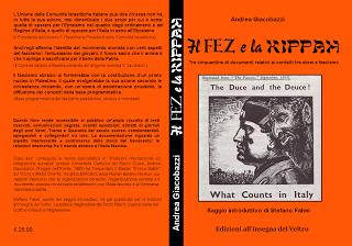 Il fez e la kippah, il nuovo libro di Andrea Giacobazzi