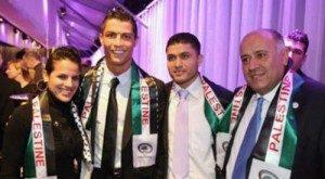 Cristiano Ronaldo per i bambini di Gaza