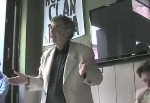 Conferenza Il caso Paolo Ferraro, Il caso Rignano Flaminio il caso Melan…