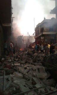 Aleppo bersagliata dai criminali jihadisti: le foto