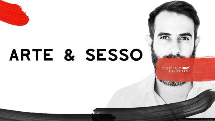 arte & sesso ANDREA CONCAS