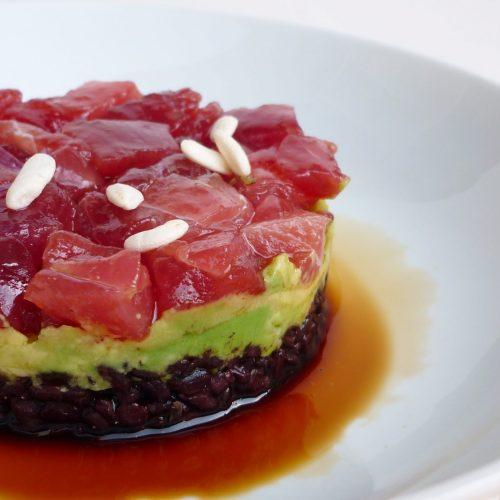 tartare di tonno rosso