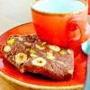 Biscotti maltagliati al cacao