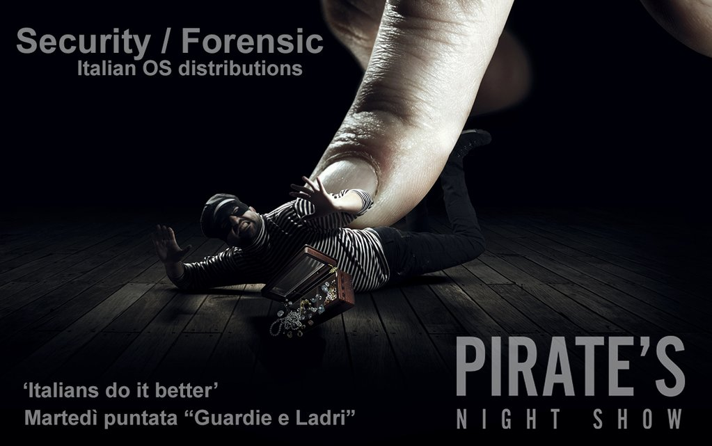 Pirate's Night Show