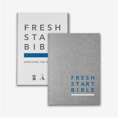A Fresh Start: Bible Review and Giveaway