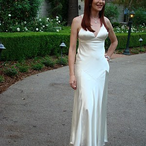 Transamerican Love Story: Calpernia's dresses
