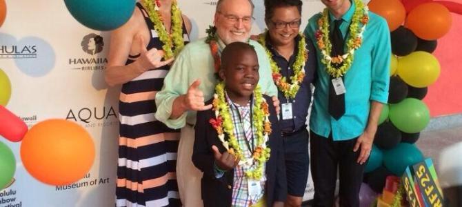 Hawaii premiere: Honolulu Rainbow Film Festival