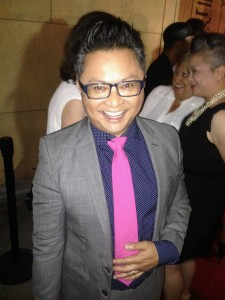 Alec Mapa's Baby Daddy Outfest Fusion Premiere in Hollywood