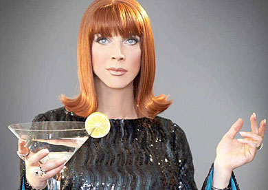 "Kickstarter of the Day: Help Coco Peru Launch Her Web Series ""Conversations with Coco"""