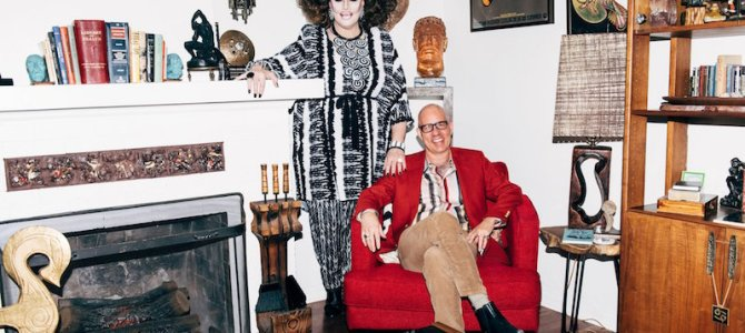 The 'Weird Al Yankovic of Drag' Gets an Extreme Home Makeover