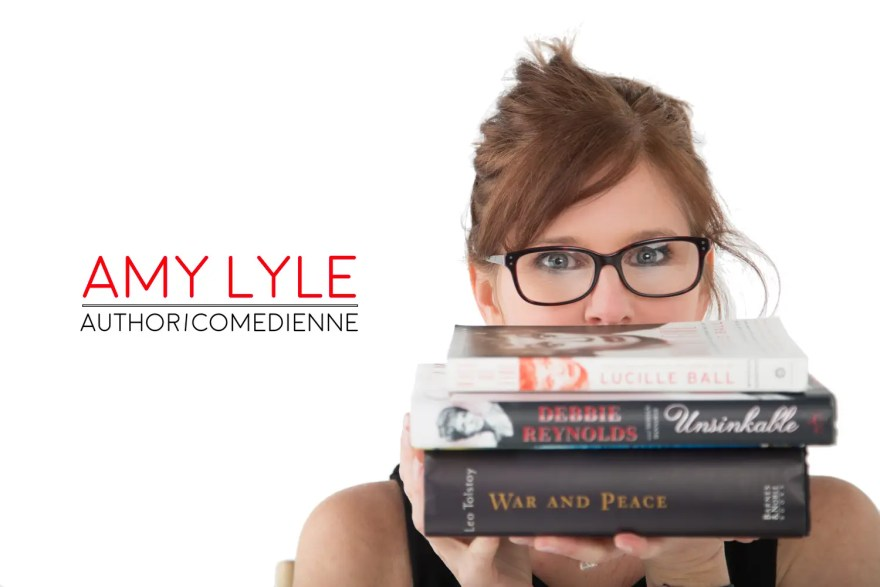 Author Amy Lyle