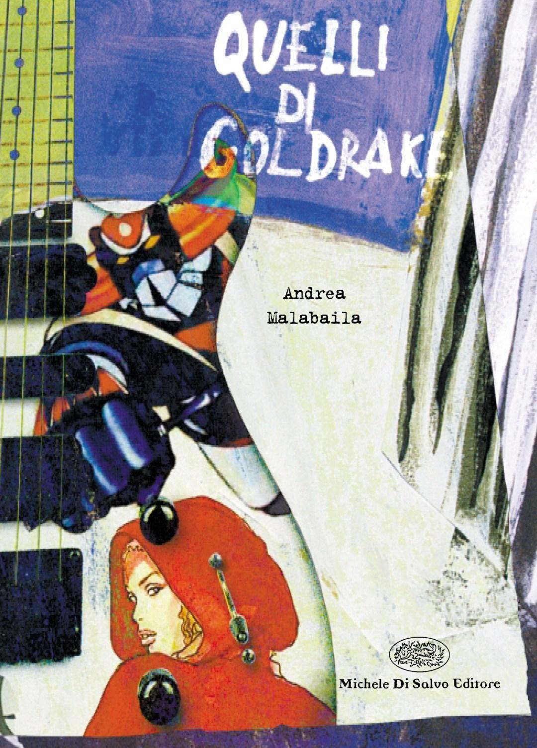 Copertina Quelli di Goldrake