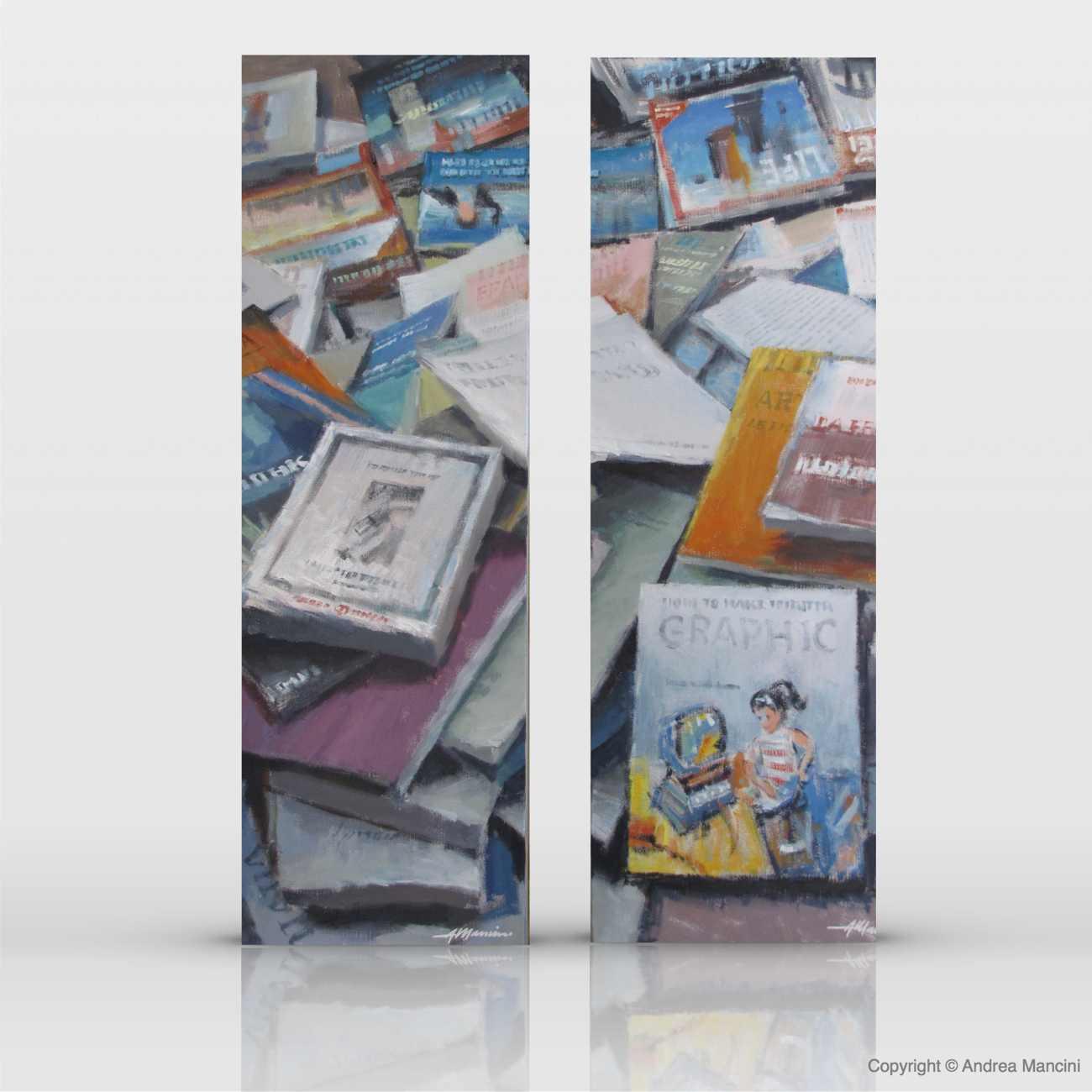 01365 pile libri