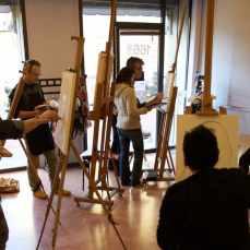 Corsi disegno e pittura con Andrea Mancini
