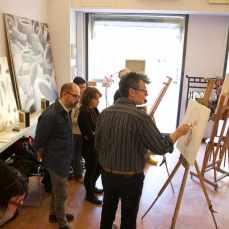 Andrea Mancini Corsi di disegno e pittura 166artelab firenze