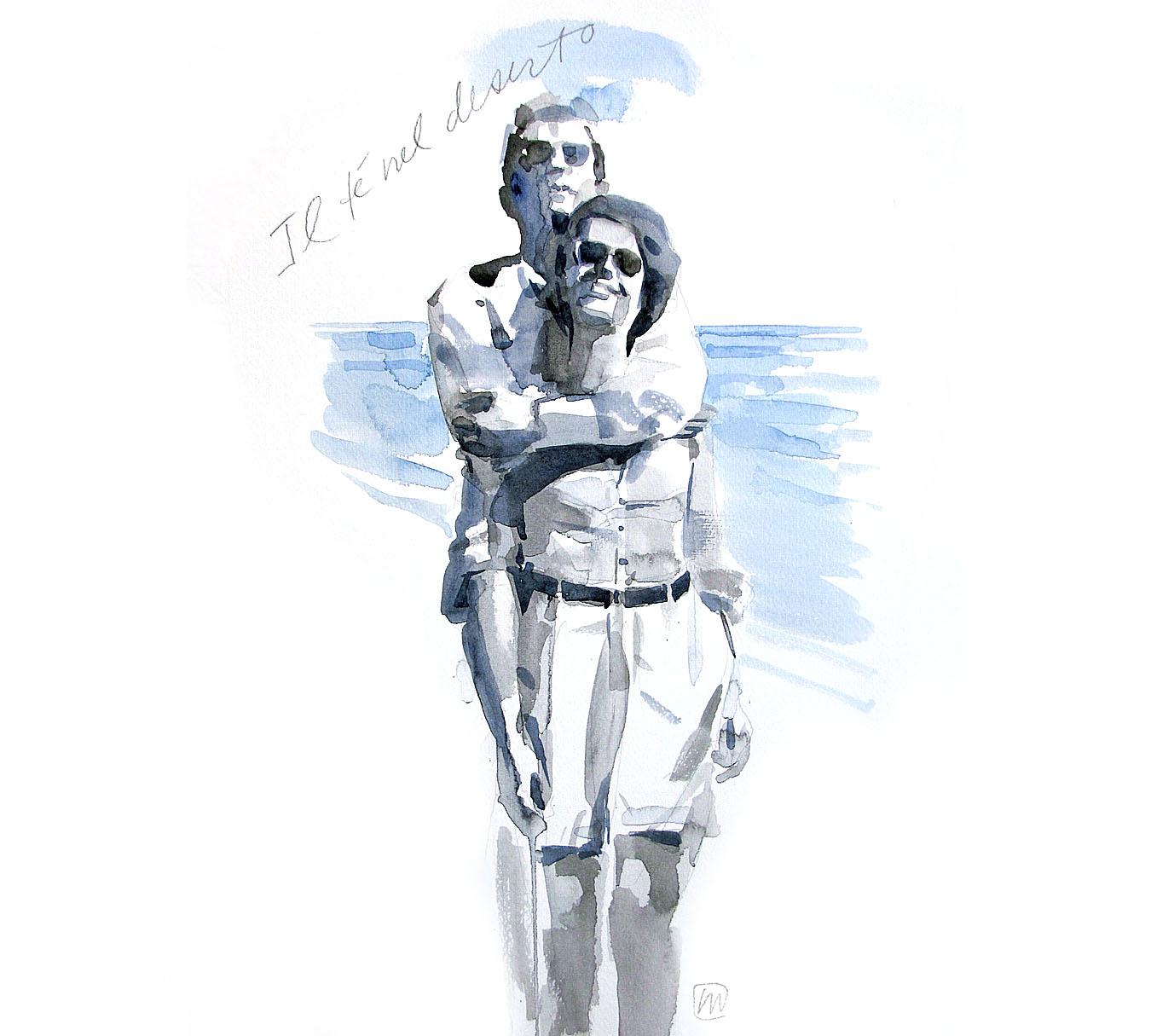 Andrea Mancini per catalogo Massimo Alba 201306