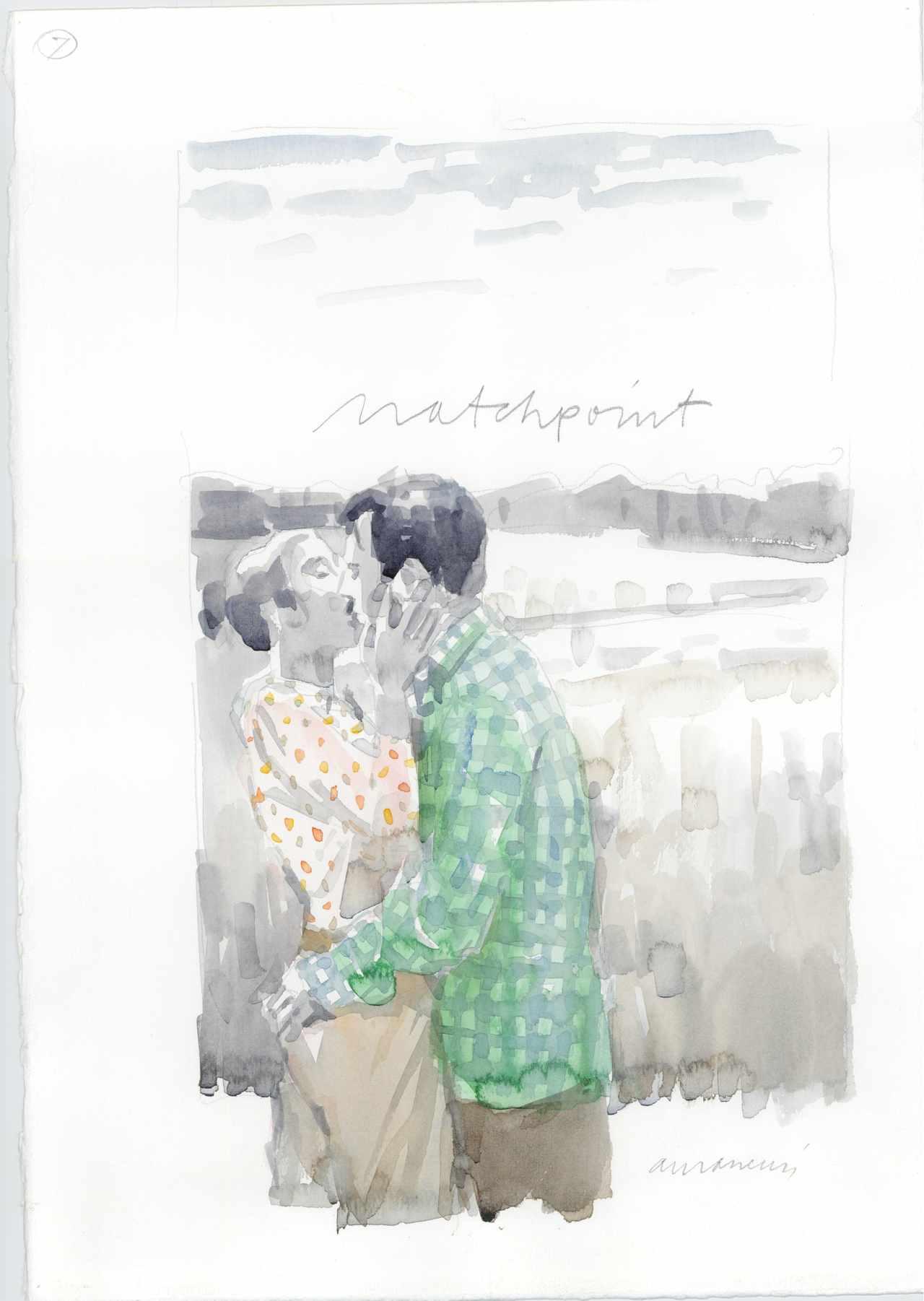 Andrea Mancini per catalogo Massimo Alba 201307