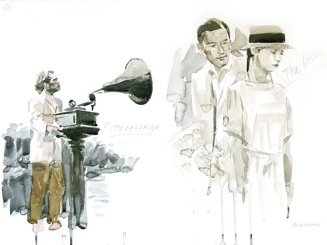 Andrea Mancini per catalogo Massimo Alba 201322