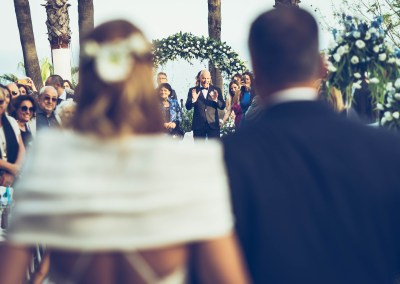 Matrimonio a Catania di Mario e Raffaella