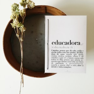 notebook | educadora