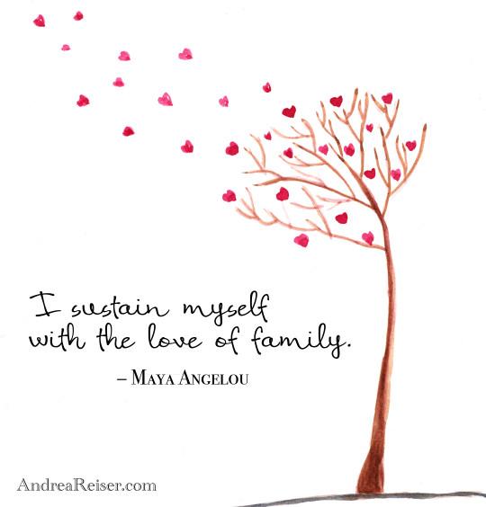 Remembering The Words Of Maya Angelou Andrea Reiser