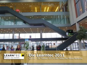 Learntec 2011