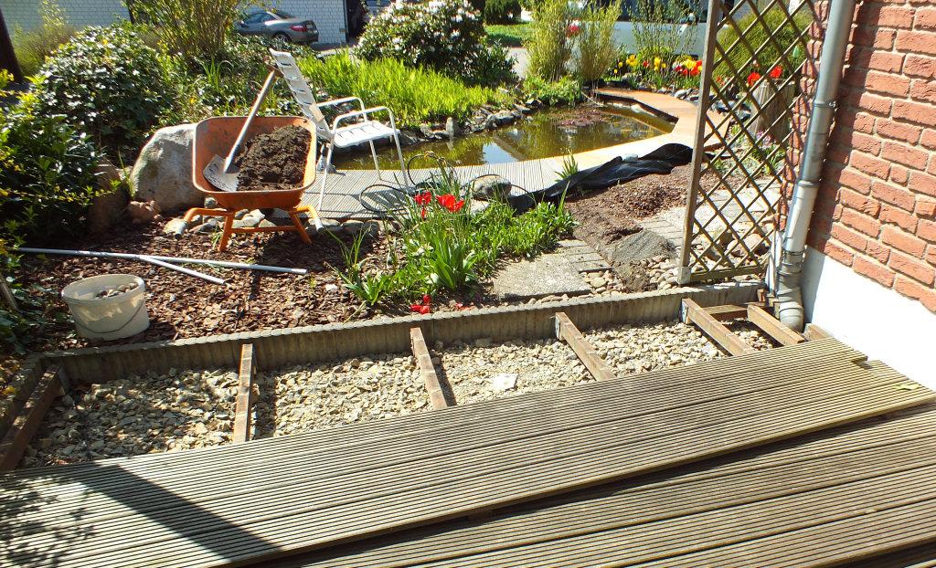 Stromkabel Im Garten Verlegen Perfect Whrend Des Rohbaus Lassen