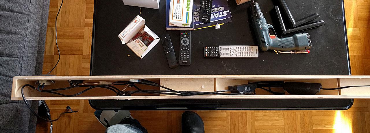 lampenumbau mein senf. Black Bedroom Furniture Sets. Home Design Ideas