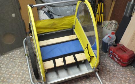 maxi cosi mit dem fahrrad transportieren mein senf. Black Bedroom Furniture Sets. Home Design Ideas