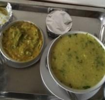 Gemüseeintopf während der Panchakarma Kur