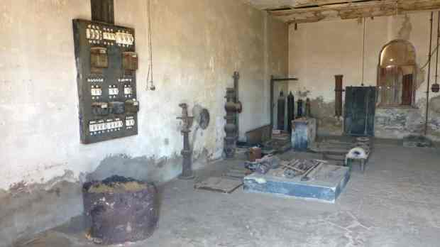 The Ice Factory's Equipment