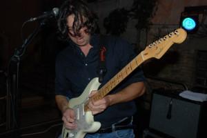 Andrea Salini live full band