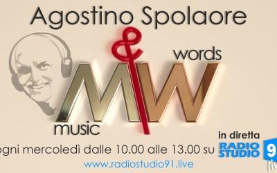 4 Novembre 2020: intervista di Andrea Salini a Radio Studio 91 Live