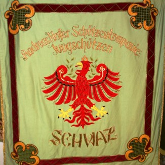 Fahne der Jungschützen