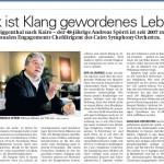 Aargauer Zeitung Andreas Spörri