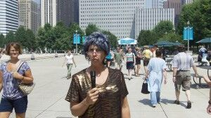 Grandma in Chicago