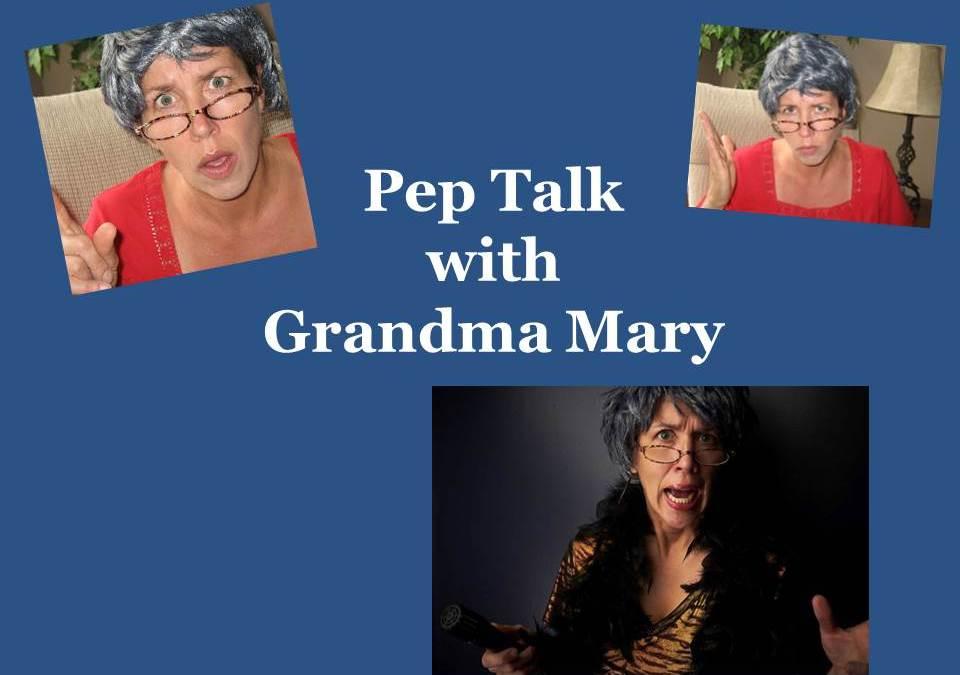 Grandma Mary Says Keep the Promises You Make to Yourself
