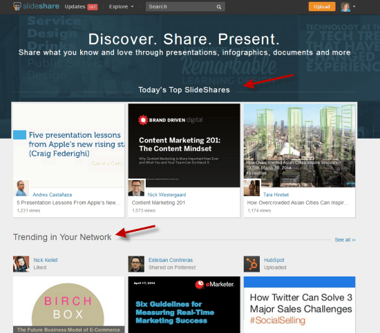 How to use SlideShare for Business: The Success Formula