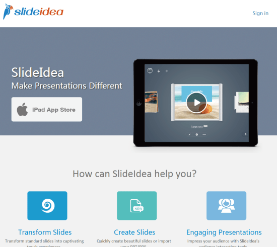 Slideidea