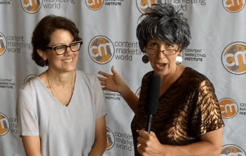 Grandma Mary interviews Ann Handley of #EverybodyWrites