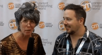 Grandma Mary Interviews Jason Miller about LinkedIn Changes