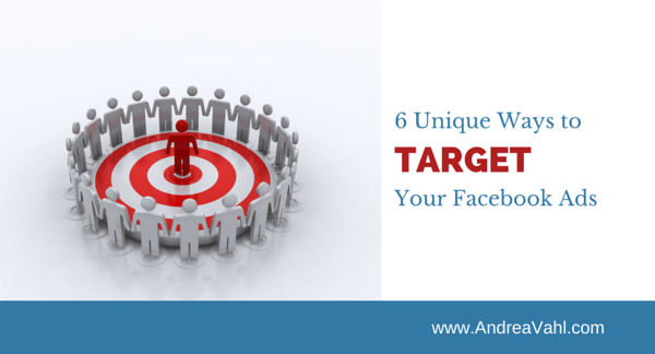 target your facebook ads