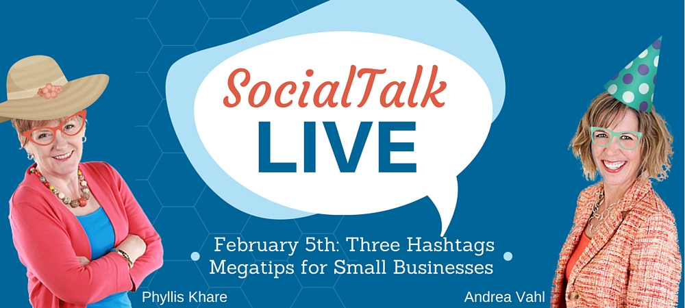3 #Hashtag Tips for Small Businesses